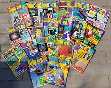 Lot de 19 magazines Science et Vie Junior des années 90