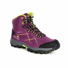 Regatta Kids' Kota Walking Boots - Purple