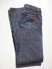 JOE'S WOMENS JEANS  BLUE MEDIUM WASH SIZE 28W BOOTCUT