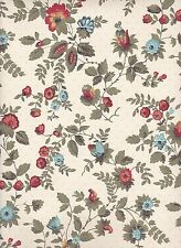 Victorian-Early American-Colonial mid-19thC historic Reproduction Wallpaper #1