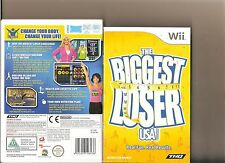 THE Biggest Loser USA NINTENDO WII compatibile con Balance Board Keep Fit