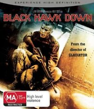 Black Hawk Down (Blu-ray, 2007) BRAND NEW AND SEALED