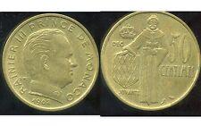 FRANCE  FRANCIA  MONACO 50 centimes 1962  RARE