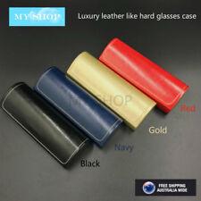 Stylish Spectacle Glasses Eyeglass Reading Glasses Hard Case Protector Box