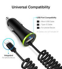 KFZ Ladekabel Auto Kabel Lightning Car Charger USB Apple iPhone 5 5s 5c 6 6s 6+