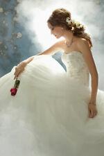 Disney Fairytale Wedding Dress Size 24  - Disney Belle 206 - Ivory NEW