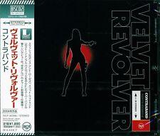 VELVET REVOLVER CONTRABAND 2013 JAPAN RMST Blu-Spec CD2 HIGH FIDELITY CD+1