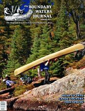 BOUNDARY WATERS JOURNAL SPRING 2011
