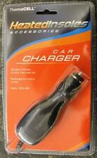 NEW ThermaCELL Heated Insole DC Car Charger Charges in 4 Hours or less! THSCC-1