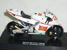 Honda Gresini Rc212v Rc212 RC 212 V Marco Melandri No 33 2010 1/18 Newray Motor