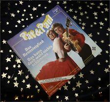 PAT & PAUL - Das Rennsteiglied * KULT 1982 * TOP SINGLE (M-:))