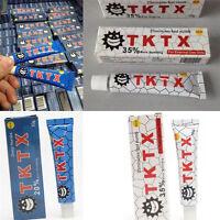 TKTX 35% Numbing Tattoo Body Anesthetic Fast Skin Numb Cream Semi Permanent ^
