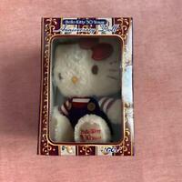 Hello Kitty 30th Anniversary Plush Doll Limited Item Sanrio Fluffy Japan F/S