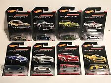 Hot Wheels 2017 HW CAMARO Fifty Anniversary 67-17 8 Car Complete Set Walmart