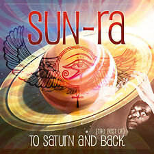 CD Sun Ra To Saturn and Rétro The Best of 2CDs