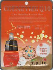 Malie Ultra Hydrating Essence MaskPack Korea Masksheet cosmetic COENZYMEQ10 1pcs