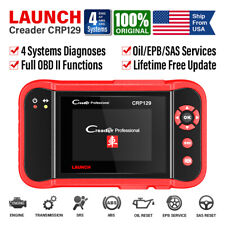 LAUNCH X431 Creader CRP129 OBD2 Diagnostic Scanner Better CRP123 VIII VII+ 7+
