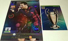 Messi XXL Limited Edition Panini Adrenalyn Champions League 2014/15 UPDATE