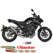Scarico Completo Mivv Yamaha Mt-09 2016 16 Terminale Gp M2 Inox Moto