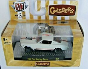 M2 Machines Gassers 1966 Ford Mustang Gasser Limited Edition 289 Mustang
