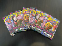 Pokemon UNIFIED MINDS Sun & Moon Booster Pack with | 1 Pack | IN HAND