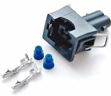 AUDI VW Skoda VAG 2 pin stecker plug 037906240 037 906 240 Fuel Injector