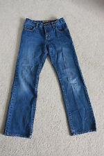 Old Navy Boys Skinny Straight Leg Jeans Medium Wash Sz 10 Regular
