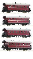 """Roco H0 74260-S Personenwagen-Set """"Donnerbüchsen"""" der DB - NEU + OVP"""