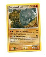 Pokemon n° 2/11 - GRAVALANCH niveau 34 - PV90  (A822)