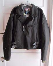 *SAMPLE* Burton Dryride Motorcycle Buckle Boardwear Ski Jacket Parka Mens Large