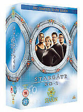 Stargate S.G. 1 - Series 10 - Complete (DVD, 2007, 5-Disc Set)