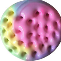 100ml Colorful Mixing Fluffy Floam Scented Stress Relief Kids Sludge Slime Toy