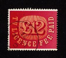 GREAT BRITAIN Stamps TV Licence Fee Paid - Used - £12