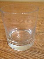Vintage Rogastia Crystal Whisky Tumbler Glass