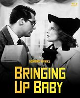 BRINGING UP BABY 1938 - Japanese original High-Definition  Master Blu-ray