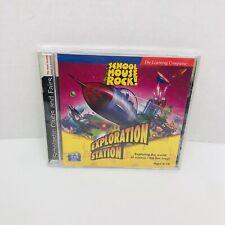 School House Rock Exploration Station PC 1996 CD