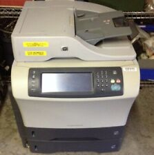 HP LaserJet M4345 MFP Workgroup Printer 300K Pagecount W/ Toner
