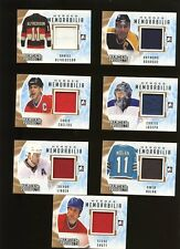 LOT OF (7) Different 16/17 Leaf Heroes Prospects Cards Linden Shutt + More