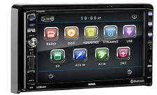 DD899B Double DIN Bluetooth InDash Media Stereo Receiver w/ 6.2
