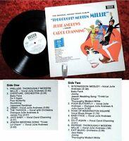 LP Julie Andrews: Thoroughly Modern Millie (1967)