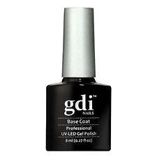 GDi Nails Nude Range UV/LED Soak Off Gel Nail Polish Top Base Matt Coat