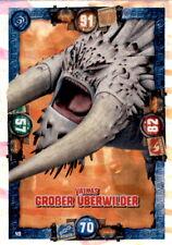 49 - Valkas Großer Überwilder - Drachen Karte - Dragons 3 - Die geheime Welt