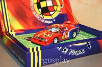 Slot car SCX Scalextric Fly SE01 Lancia Beta Montecarlo Edición limitada Nº12