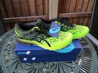 Mens Asics DynaFlyte 4 Running Trainers Athleisure Training Shoes UK 11.5 BNIB