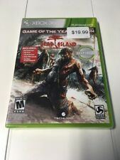Dead Island - Game of the Year Edition (Xbox 360, 2012) Brand New 678