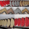 Yes Stair Floor Skidproof Tread Floral Mat Staircase Step Protective Carpet Y2R3
