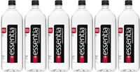 Essentia Ionized Alkaline 9.5 pH Bottled Water 1 LITER - 12 PACK