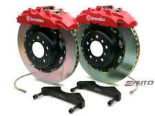 Brembo Front GT Brake 8P Red 380x34 Slot Rotor S500 S600 S55 CL500 CL600 CL55