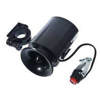 Bicycle Bike Ultra-loud Bell 6 Sound Horn Alarm Siren Speaker Electronic FT