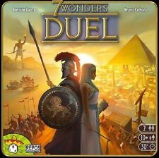 REPOS Production: 7 Wonders - Duel - 2 Player Stand Alone Board Game (New)